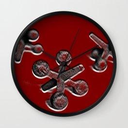 JACKED Wall Clock