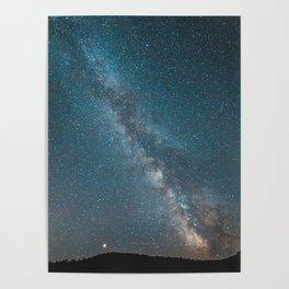 Night Stripe Poster