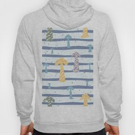 Childish Seamless Texture with Arrows Hoody