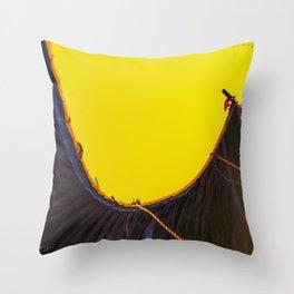 vela Throw Pillow