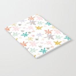 Flower Burst Notebook