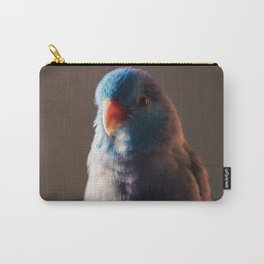 Puffy Bird Carry-All Pouch