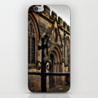 medieval iPhone & iPod Skins featuring Medieval by Barbara Gordon Photography