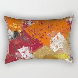 Ultra Expressionism Rectangular Pillow