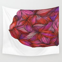 brightly blooming full Wall Tapestry