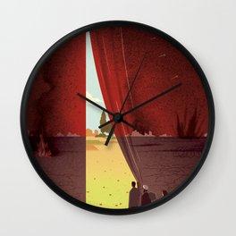 Hope Beyond the War Wall Clock