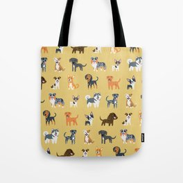 AMERICAN DOGS Tote Bag