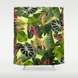 El Yunque Shower Curtain