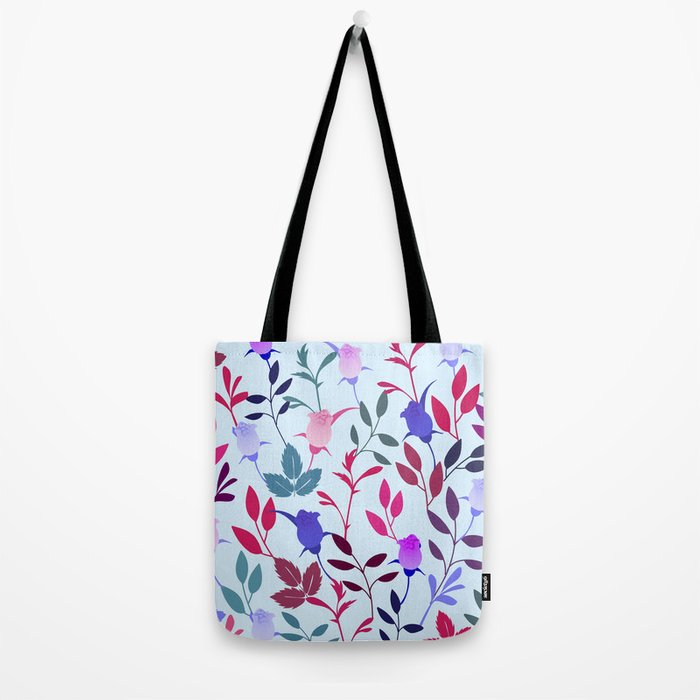 Flower Pattern III Tote Bag