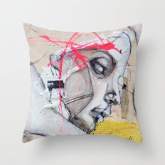 Have you Ever Hurt Someone You Loved? Throw Pillow