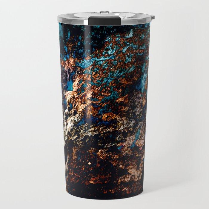 A Sudden Freeze Travel Mug