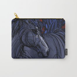 Valor the Mustang Carry-All Pouch