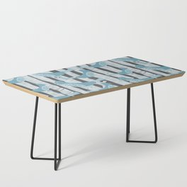 For the Birds and Birch Trees Coffee Table