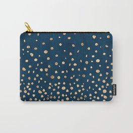 Gradual Confetti - PrussianBlue Carry-All Pouch