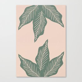 Surrounded by Plant Lovers Canvas Print
