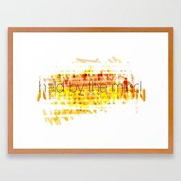 Appreciation Framed Art Print