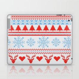Ugly Christmas Design Laptop & iPad Skin
