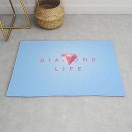 Diamond life Rug
