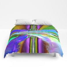 speed boat II Comforters