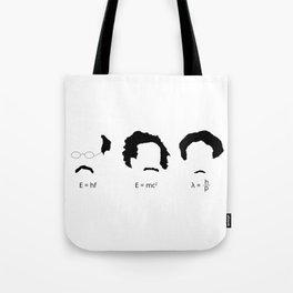 Quantum Physicists Tote Bag