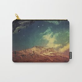 Dream Mountains Carry-All Pouch