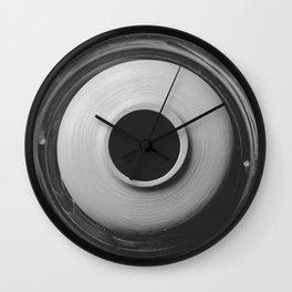 Pot Making Wall Clock