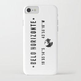 Belo Horizonte iPhone Case
