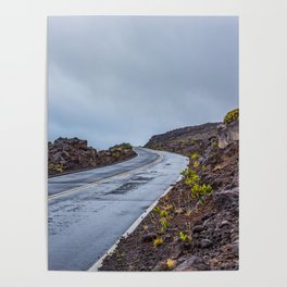 The Endless Road Poster
