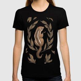 The Chipmunk and Bay Laurel T-shirt