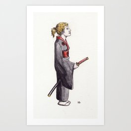another villain Art Print