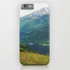 norwegian west iPhone 6s Slim Case