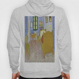 Vincent van Gogh's Bedroom in Arles Hoody