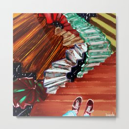 Stairs in a dream Metal Print