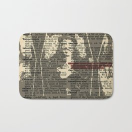 What We Do in the Shadows (Dictionary Page) Bath Mat