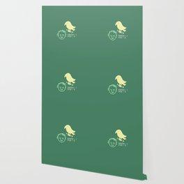 Poe & Raven Green (designer) Wallpaper