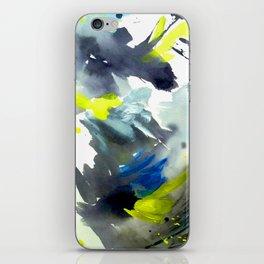 Pushing Paint Again iPhone Skin