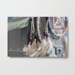 Dream Catchers For Sale Metal Print