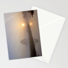 Silence at Sunrise Stationery Cards