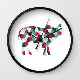 Pigi Wall Clock