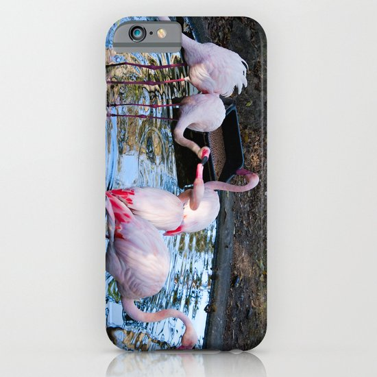 Just a little Kiss iPhone & iPod Case