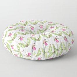Lady Slipper Floor Pillow