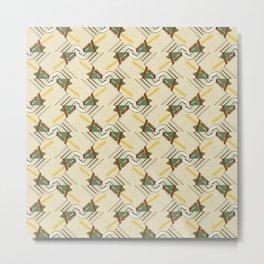 Abstract avangard kandinsky Metal Print