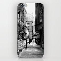 Moravian Street iPhone & iPod Skin