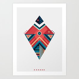 Arrow 06 Art Print