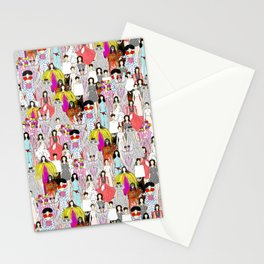 Bjork-A-thon Stationery Cards