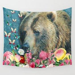 Summer Garden 3 Wall Tapestry