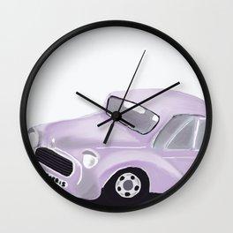 My Dad's old Morris Minor Wall Clock