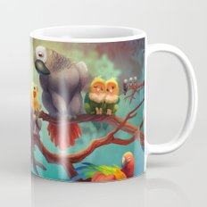 Griffins of a Feather Mug