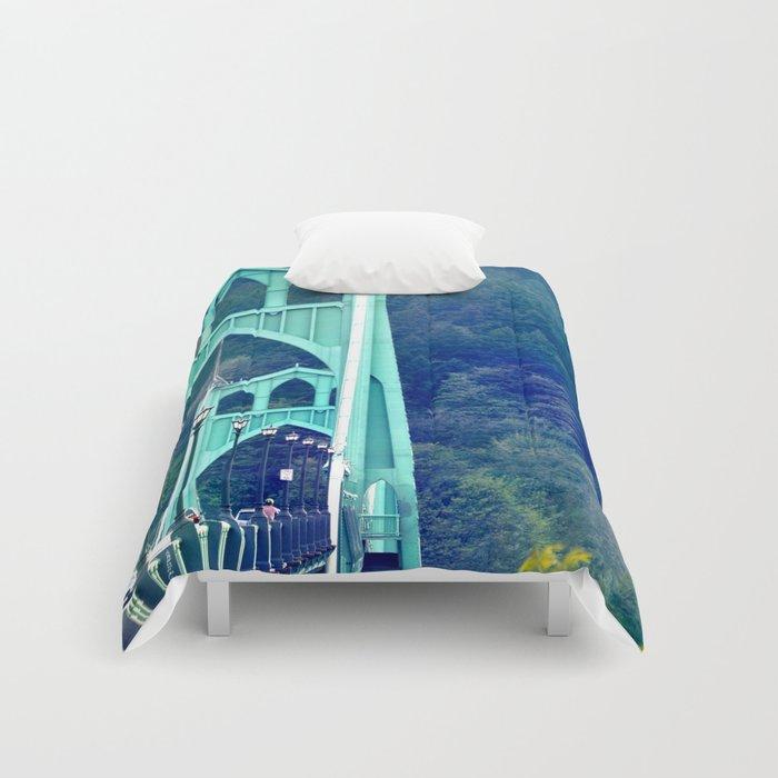 ST. JOHN'S BRIDGE Comforters