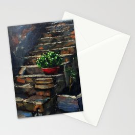 The Fragrant Stair Stationery Cards